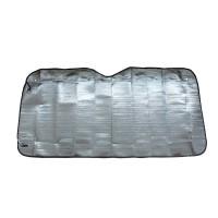 Parasolar auto, pentru parbriz, VGT, folie aluminiu, 130 x 60 cm
