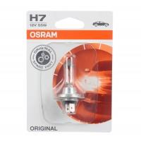 Bec auto pentru far Osram H7 Standard, 55 W, 12 V