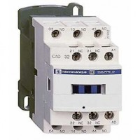 Contactor auxiliar 110V CAD32F7