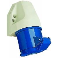 Priza industriala aparenta CCE Walther 130306, 32A 3P 230V IP44