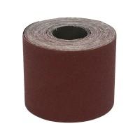Rola panza abraziva pentru lemn, metale, constructii, Ama, granulatie 60, rola 10 m x 100 mm
