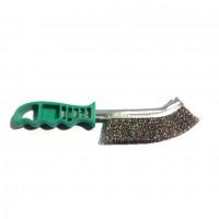 Perie inox, pentru curatare metale, 260 mm