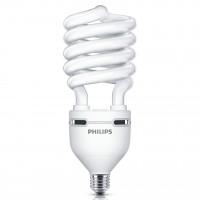 Bec economic Philips Tornado EHL spiralat E27 60W 4300lm lumina calda 2700 K