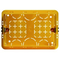 Doza aparat zidarie Bticino 503E, modulara, 3 module