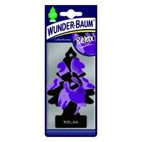 Odorizant auto, bradut, Wunder - Baum, Relax, 7.6 x 0.3 x 19 cm
