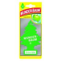 Odorizant auto, bradut, Wunder - Baum, Mar verde, 7.6 x 0.3 x 19 cm