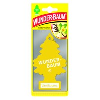 Odorizant auto, bradut, Wunder - Baum, Vanilie, 7.6 x 0.3 x 19 cm
