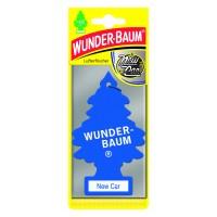 Odorizant auto, bradut, Wunder - Baum, New Car, 7.6 x 0.3 x 19 cm