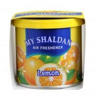 Odorizant auto gel My Shaldan, lemon, 146 g