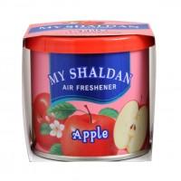 Odorizant auto gel My Shaldan, apple, 146 g