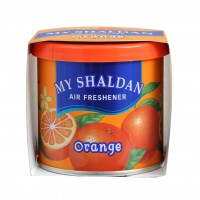 Odorizant auto gel My Shaldan, orange, 146 g