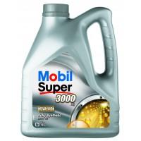 Ulei motor auto Mobil Super 3000 X1, 5W-40, 4 L