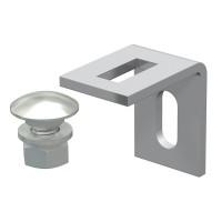 Coltar de fixare FT BW 60/40 6019560, otel, 60 x 60 x 40 mm