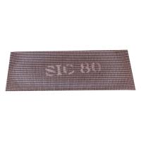 Sita abraziva pentru suprafete gletuite, Lumytools LT07901, 115 x 280 mm, granulatie 80