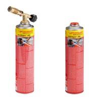 Pachet Hotpack cu arzator pentru lipire Rothenberger + doua butelii Multigas 300