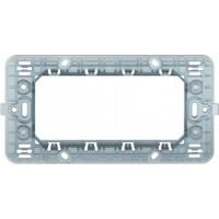 Suport Bticino Matix S504SAE, 4 module, pentru rama priza / intrerupator