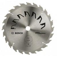 Disc circular, pentru lemn, Bosch Precision,  2609256863, 184 x 16 mm