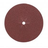 Disc abraziv pentru slefuire lemn, Bosch 2609256273, 125 mm, granulatie 40, set 5 bucati