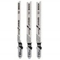 Panza fierastrau vertical, pentru laminate, Bosch Special for Laminate, 2609256788, set 3 bucati