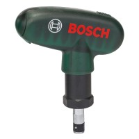 Surubelnita de buzunar Bosch Pocket + 9 biti