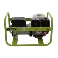 Generator de curent pentru sudura Pramac W220 DC, 6.10 kva, 11.1 CP
