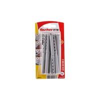 Diblu universal din nylon, cu surub cu cap inecat, PZ3, Fischer SXR, 8 x 100 mm, set 5 bucati
