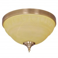 Plafoniera Alexia KL 7157, 2 x E27, bronz + crem