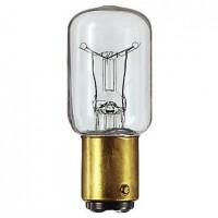 Bec Appliance Philips tubular B15D 20W 120lm lumina calda 2700 K, pentru masina de cusut