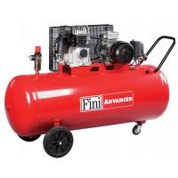 Compresor aer cu piston, cu ulei, Fini MK 103-270-4, 3 Kw, 4 CP, 270 litri