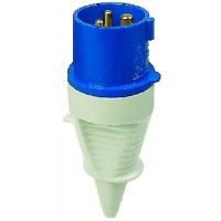 Fisa industriala Walther 210306, 3P, 16A, 230V, IP44