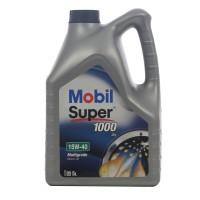Ulei motor auto Mobil Super 1000 X1, 15W-40, 5 L