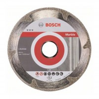 Disc diamantat, continuu, pentru debitare marmura, Bosch Best for Marble, 115 x 22.23 x 2.2 mm, 2608602689