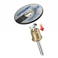 Disc polizare metale, Dremel EZ SpeedClic SC541, 38 mm