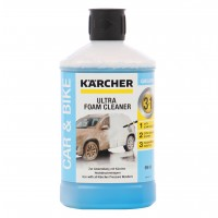 Detergent Ultra Foam, Karcher 3-in-1, 6.295-743.0, 1 litru