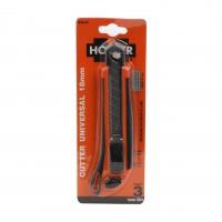 Cutter universal, Holzer 01G-L3, 18 mm + 3 rezerve