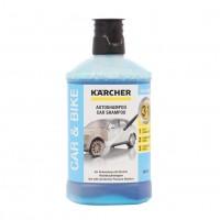 Sampon pentru masini, Karcher 3-in-1, 6.295-750.0, 1 litru