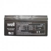 Acumulator Well BAT-LEAD-06-W, 12V, 3300 mAh