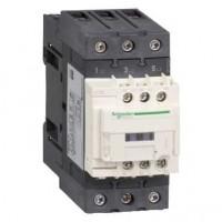 Contactor 40A 1F+1O 24V CC LC1D40ABD