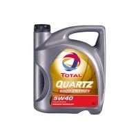 Ulei motor auto Total Quartz 9000 Energy, 5W-40, 4 L
