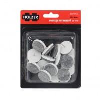 Protectie pentru pardoseala, Holzer EWFT132, forma rotunda, 28 mm, set 16 bucati