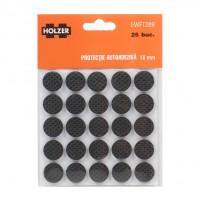 Protectie autoadeziva pentru pardoseala, Holzer EWFT289, forma rotunda, 18 mm, set 25 bucati