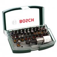 Biti pentru insurubare, Bosch 2607017063, 25 mm, set 32 bucati