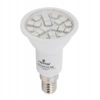Bec LED Hepol spot R50 E14 3W lumina RGB