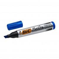 Marker permanent, BIC Marking 2300, albastru
