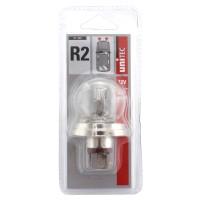 Bec auto pentru far Unitec R2, soclu P45T, 45/40 W, 12 V