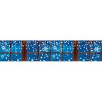Instalatie turturi Craciun, Hoff, 480 LED-uri albe, 11.2 x 0.5 m, controler, interior / exterior
