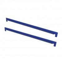 Element de sustinere, metal, albastru, 800 mm
