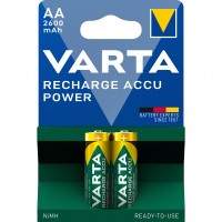 Acumulator Varta Accu Power 5716, R6 ( AA ), 1.2V, 2600 mAh, 2 buc