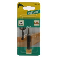 Freza pentru nut, pentru bormasina, Wolfcraft 3235000, 5 mm