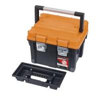 Cutie pentru scule, Patrol HD Compact 1, oranj, 450 x 350 x 350 mm